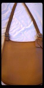 Vintage Coach Slim cross body bag